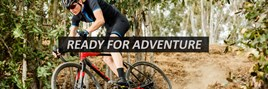 THE LATEST GRAVEL, ADVENTURE & CYCLOCROSS BIKES